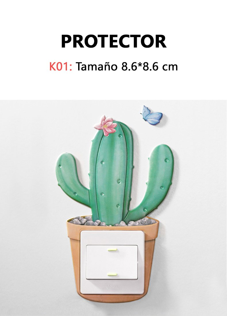 Protector Interruptor K01 español