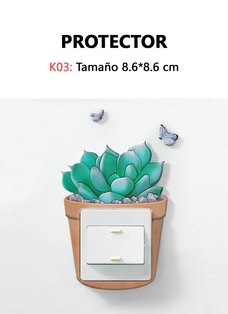 Protector Interruptor K03 español