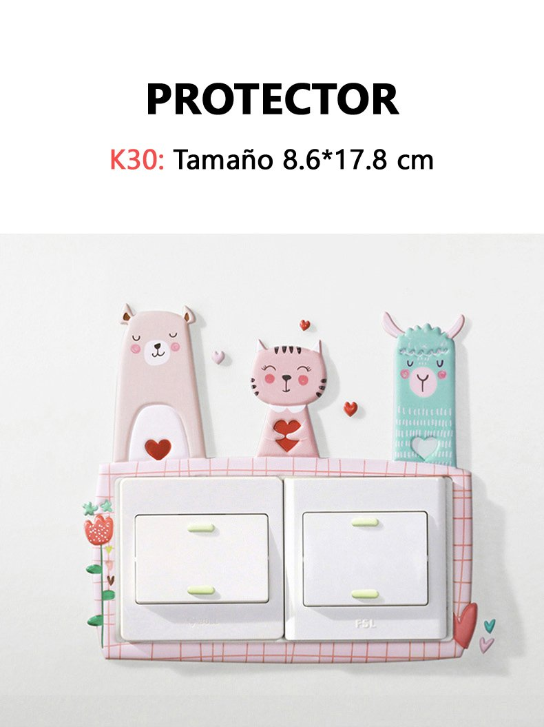 Protector Interruptor K30 español