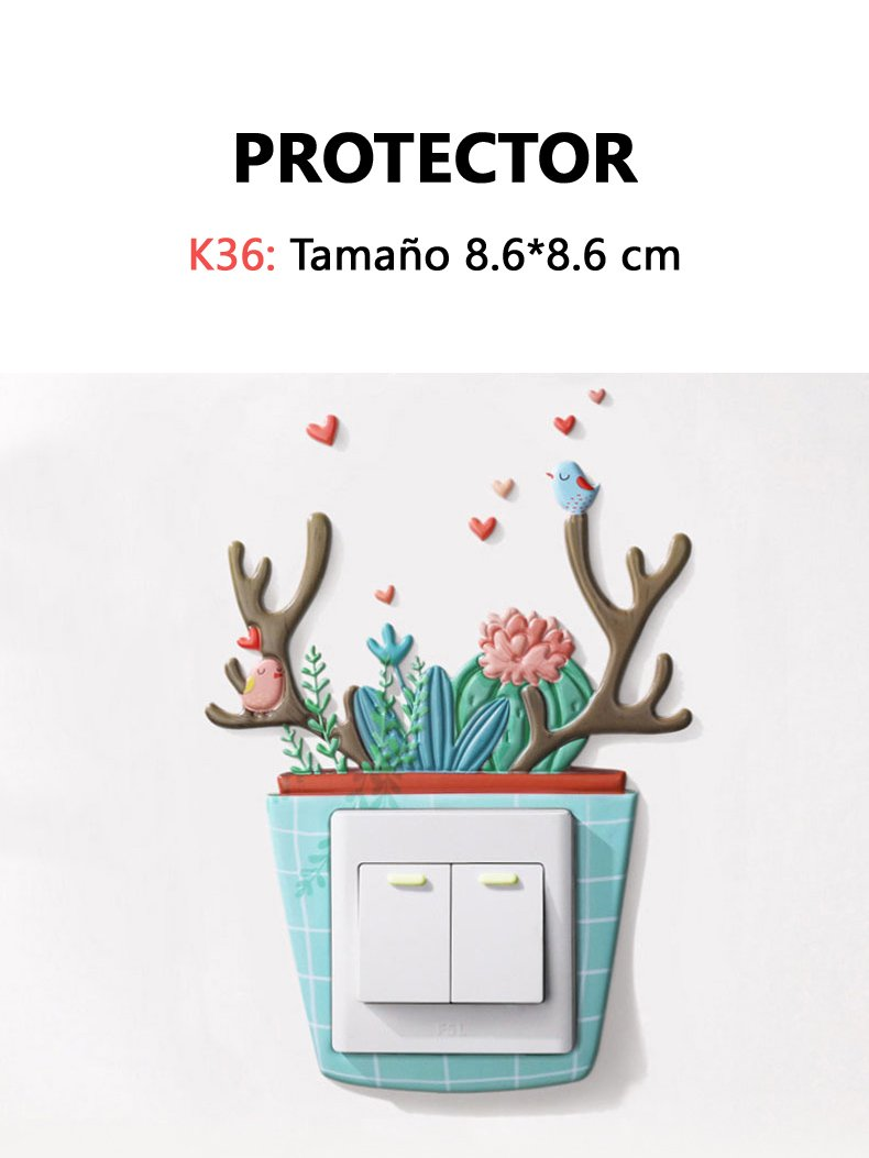 Protector Interruptor K36 español