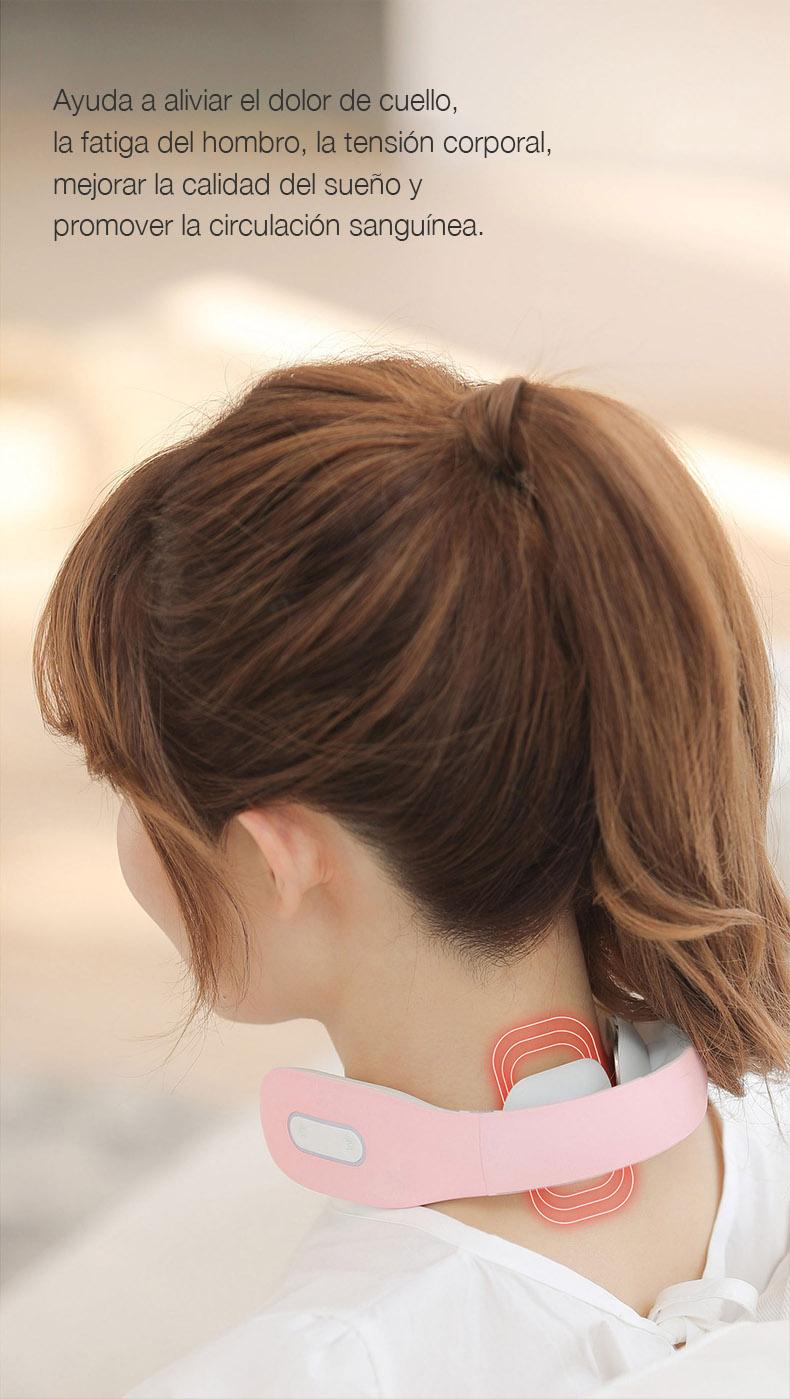 masajeador de cuello 4 es